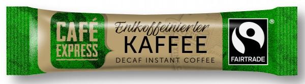 Café Express Kaffeesticks entkoffeiniert 500 Stück | CaterPoint.de