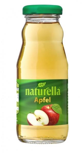 Naturella Apfelsaft 12 x 0,2l Einweg