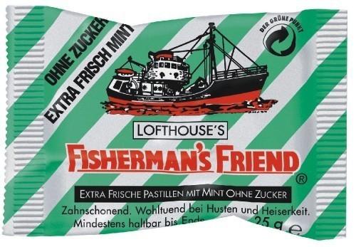 Fisherman`s Friend - Mint / ohne Zucker 24 x 25g