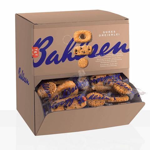 Bahlsen Süßes Dreierlei ca. 150 Stück | CaterPoint.de