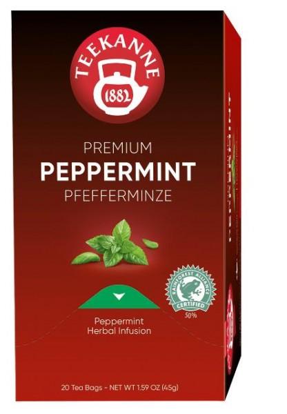 Teekanne Gastro Premium Pfefferminze 20 x 2,25g | CaterPoint.de
