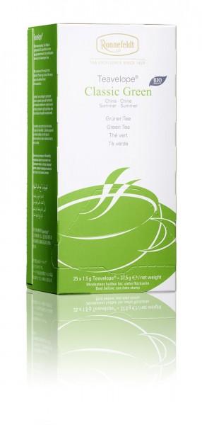 Teavelope® Classic Green 25 x 1,5g