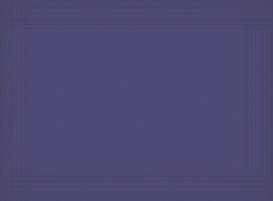 Dunicel Tischset 30 x 40 cm dunkelblau - 100 Stück