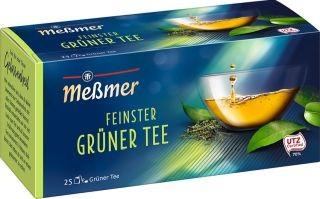Meßmer Grüner Tee 25 x 1,75g Tassenportion | CaterPoint.de