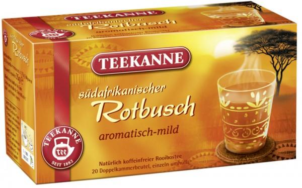 Teekanne Rotbuschtee 20 x 1,75g