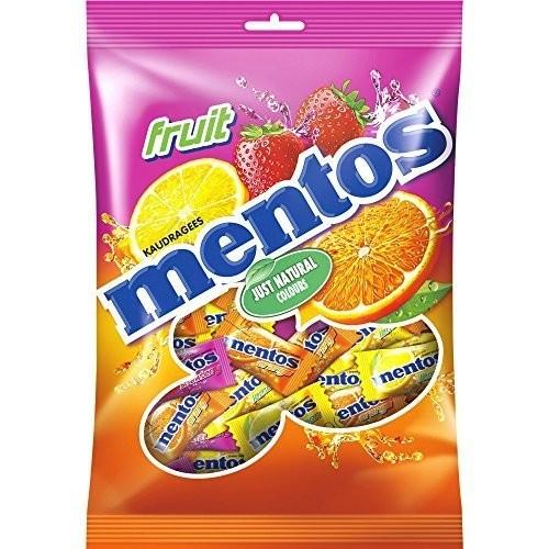 Mentos Frucht Einzelpack 500g