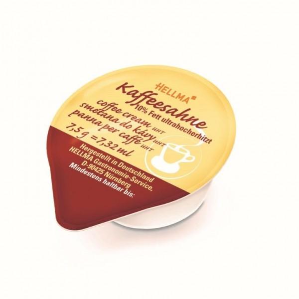 Hellma Kaffeesahne 10% 240 x 7,5g | CaterPoint.de