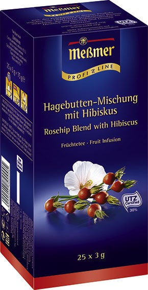 Messmer ProfiLine Hagebutte 25 x 3,0g | CaterPoint.de