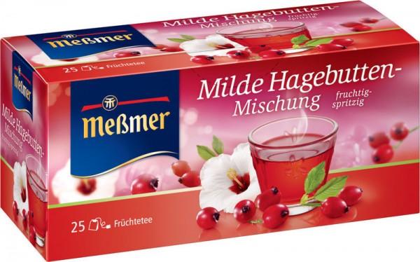 Meßmer Milde-Hagebutte 25 x 3,0g