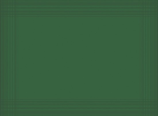 Dunicel Tischset 30 x 40 cm jagdgrün - 100 Stück