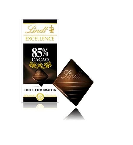 Lindt Schokolade Excellence Edelbitter Kräftig 85% Tafel 100g