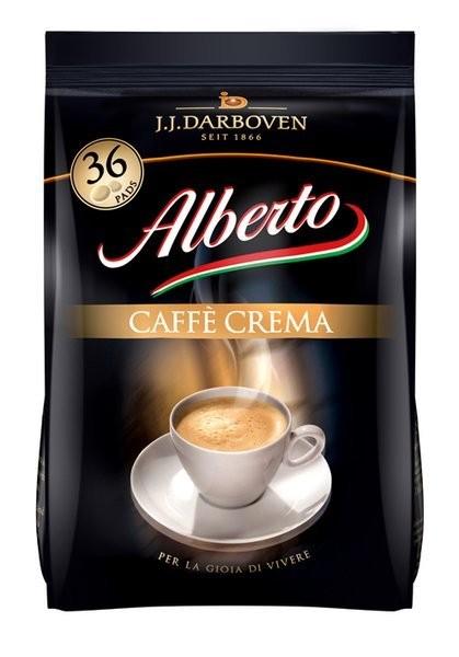 Alberto Caffe Crema Pads 36 Stück | CaterPoint.de