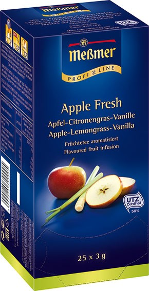 Messmer ProfiLine Apple Fresh 25 x 3g | CaterPoint.de