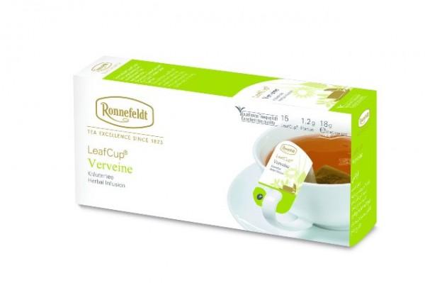 Ronnefeldt LeafCup® Verveine 15 x 1,2g   CaterPoint.de