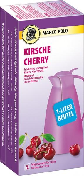 MARCO POLO Kirsche 20x5,5g (1-Liter)