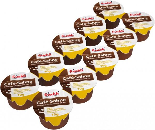 frischli Café-Sahne 10% 10x10g | CaterPoint.de