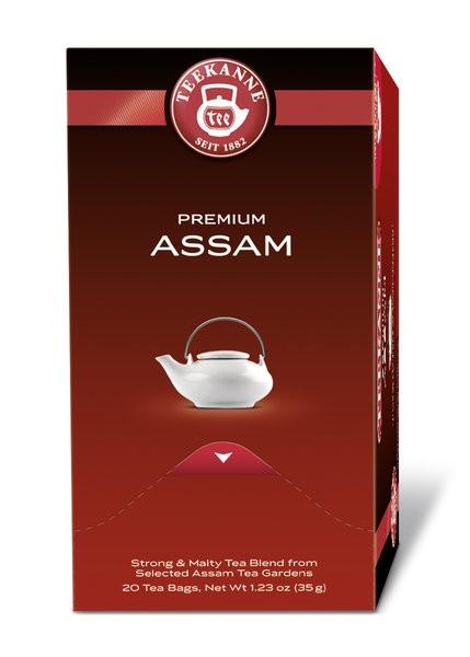 Teekanne Gastro Premium Assam 20 x 1,75g | CaterPoint.de