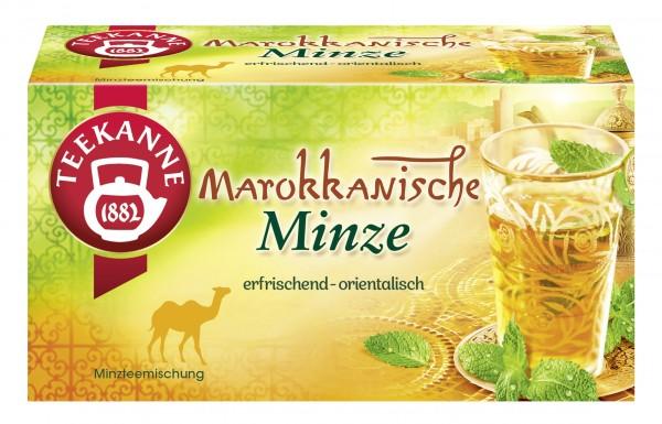 Teekanne Marokkanische Minze 20x1,8g Tassenportion | CaterPoint.de