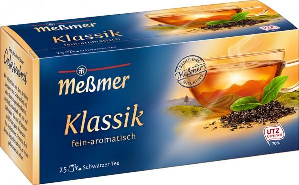 Meßmer Klassik Tee 25 x 1,75g Tassenportion | CaterPoint.de