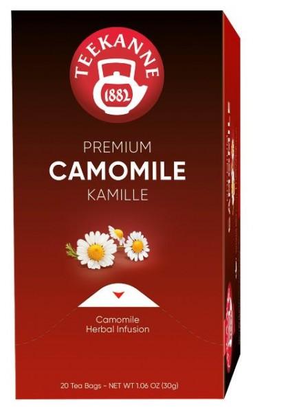 Teekanne Gastro Premium Kamille 20 x 1,5g | CaterPoint.de