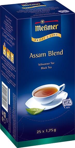 Meßmer ProfiLine Assam Blend 25 x 1,75g  | CaterPoint.de