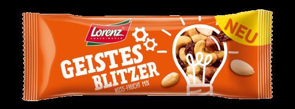 Lorenz Nuss-Frucht Mix Geistesblitzer 28 x 40g | CaterPoint.de