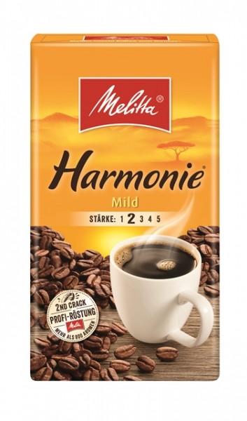 Melitta Kaffee Milde Harmonie 500g   CaterPoint.de
