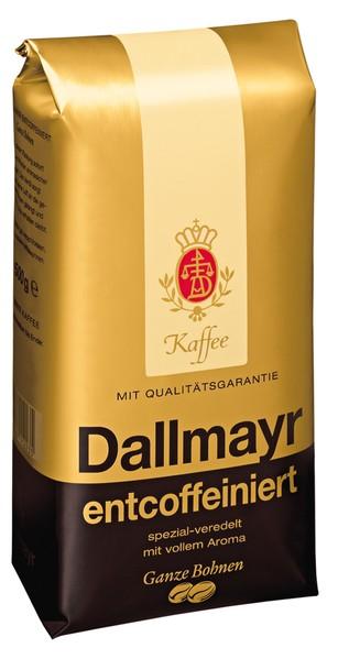 Dallmayr Entcoffeiniert 500g ganze Bohne