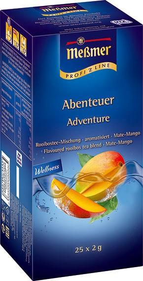 Messmer ProfiLine Abenteuer 25 x 2,0g