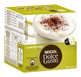 Nescafe Dolce Gusto Cappucciono 16er