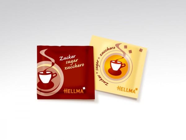 Hellma Zuckersachet 1000 x 3,6g | CaterPoint.de