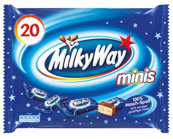 Mily Way Miniriegel 355g