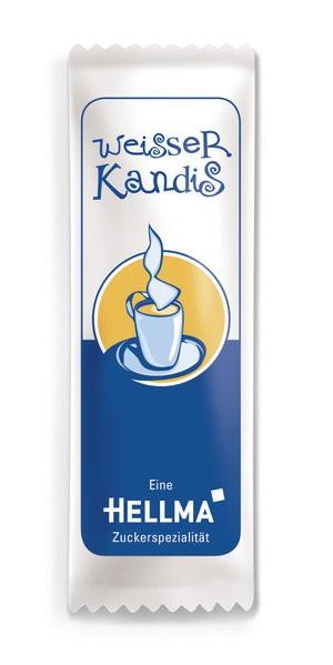 Hellma Kandis weiss 80 x 6g beutel | CaterPoint.de