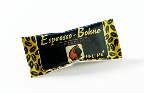 Hellma Espressobohne 40 x 1,1g - Zartbitter | CaterPoint.de