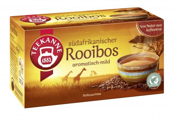 TEEKANNE Südafrikanischer Rooibos 20 x 1,75g | CaterPoint.de