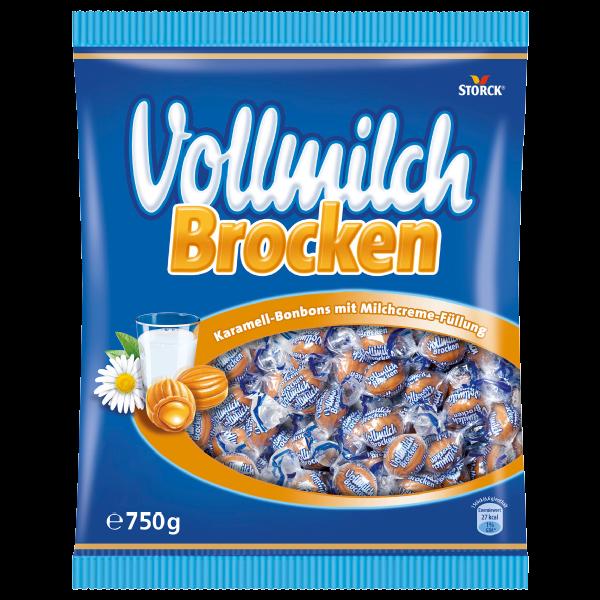 Storck Bonbon Vollmilch Brocken 750g   CaterPoint.de