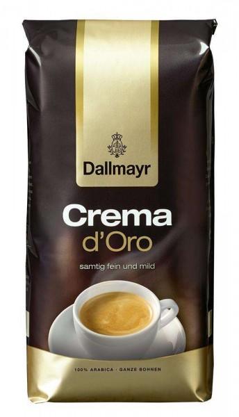 Dallmayr Crema D´Oro ganze Bohne 1000g