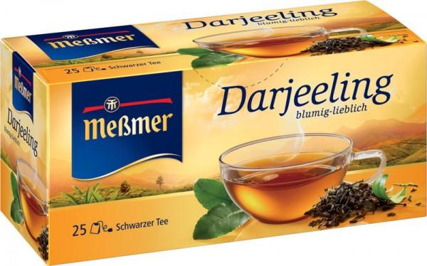 Meßmer Tee Darjeeling 25 x 1,75g