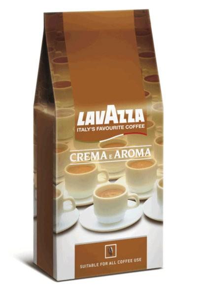 Lavazza Crema e Aroma 1000g ganze Bohne