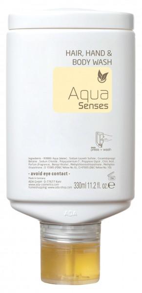 Aqua Senses press + wash Multi Care 330ml