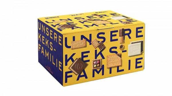Bahlsen Unsere Keks Familie 4 x 280g | CaterPoint.de