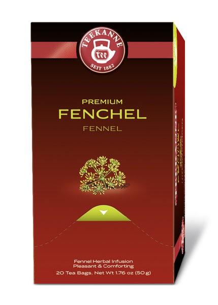 Teekanne Gastro Premium Fenchel 20 x 2,5g | CaterPoint.de