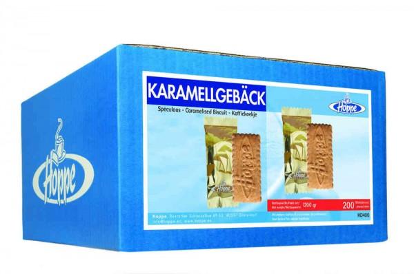 Hoppe Karamellgebäck 200 Stück