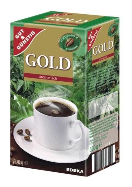 """G&G Kaffee """"Gold"""" 500g"""