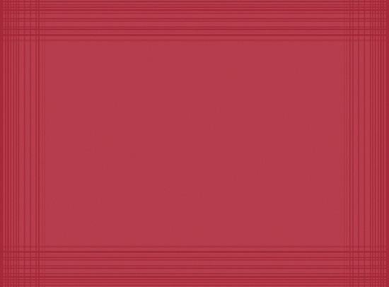 Dunicel Tischset 30 x 40 cm rot - 100 Stück