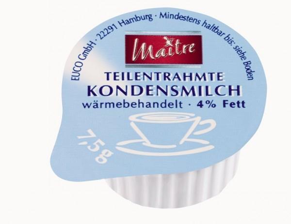 Maitre Kondesmilch 4% 240 x 7,5g