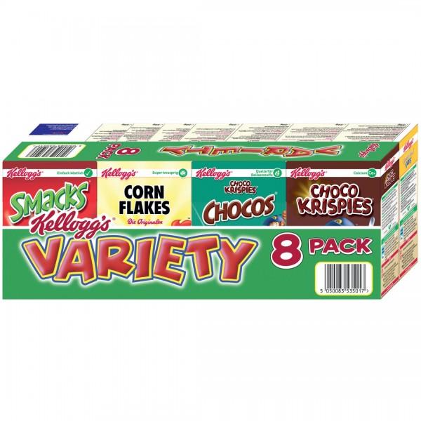 Kellogg´s Variety 8 Pack